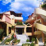 корпус отеля Fereniki Holiday Resort