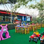 детская площадка отеля Gloria Serenity Resort