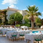 ресторан отеля Grecotel Marine Palace Suites