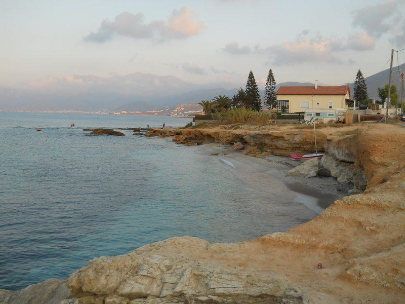 пляж отеля Nana Beach