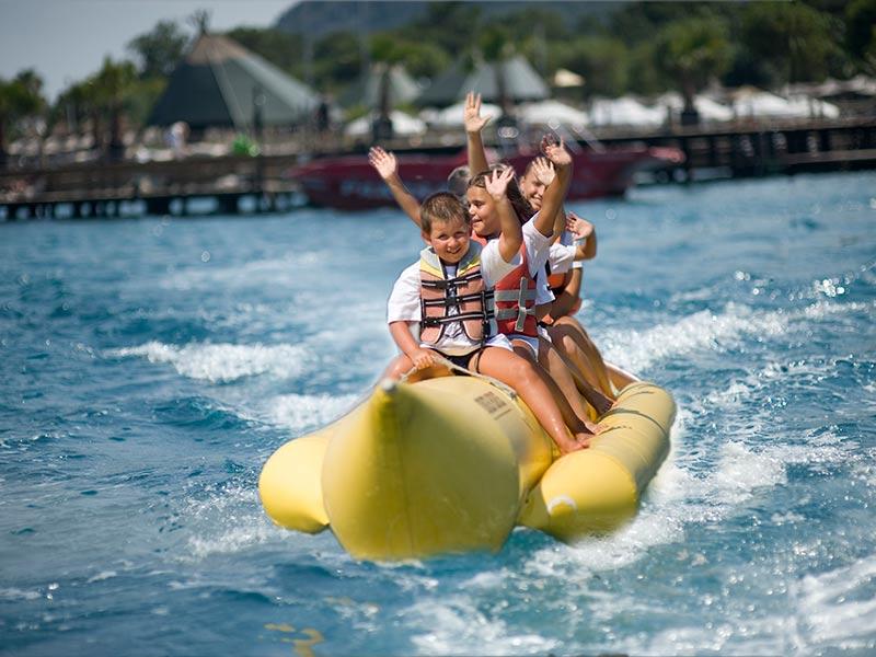 развлечения отеля Paloma Renaissance Antalya Beach Resorts & Spa