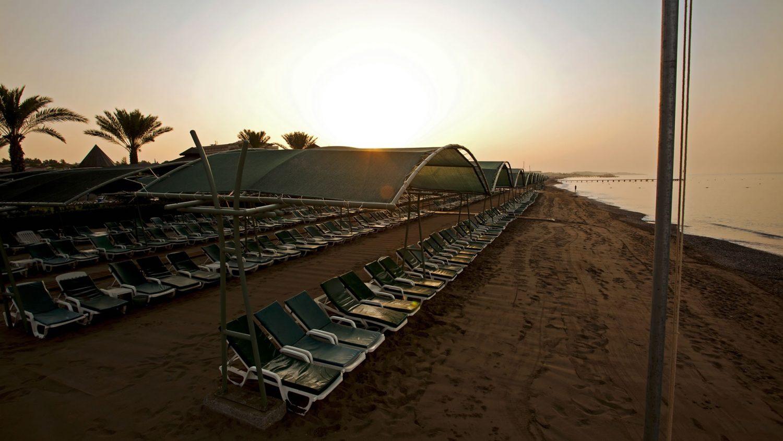 пляж отеля Papillon Belvil Hotel