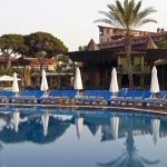 бассейн отеля Papillon Belvil Hotel