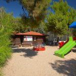 территория отеля Portes Beach