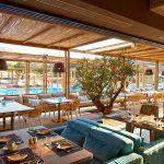 ресторан отеля Domes of Elounda
