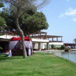 территория отеля Rixos Premium Belek