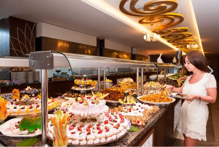 ресторан отеля Concordia Celes