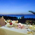 ресторан отеля Aldemar Cretan Village