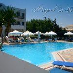 бассейн отеля Aldemar Cretan Village