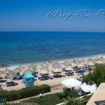 пляж отеля Aldemar Cretan Village