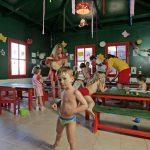 детский клуб отеля Aldemar Cretan Village