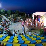 амфитеатр отеля Aldemar Cretan Village