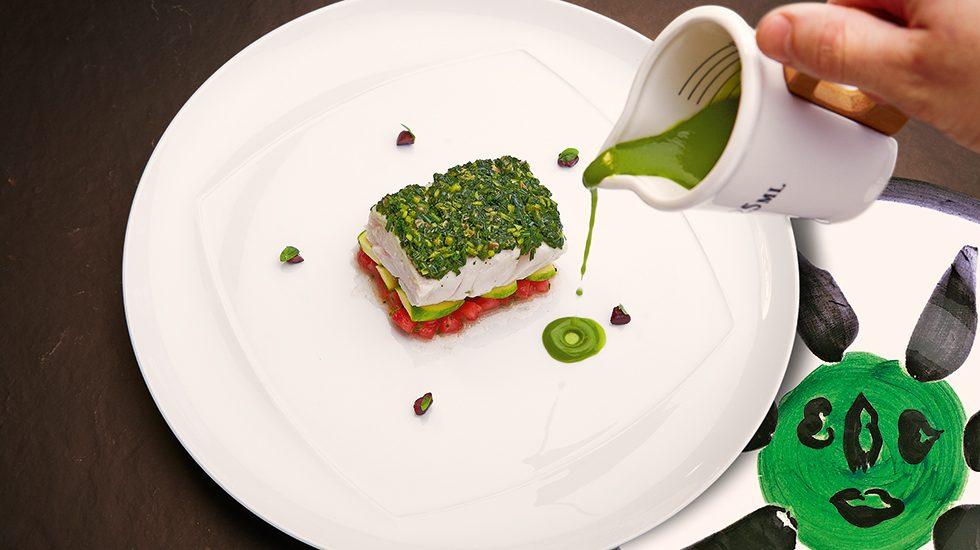 ресторан отеля Grecotel Amirandes