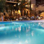 бассейн отеля Kriopigi Beach