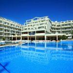 бассейн отеля Aqua Hotel Aquamarina