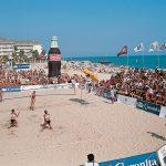 пляж отеля Aqua Hotel Aquamarina