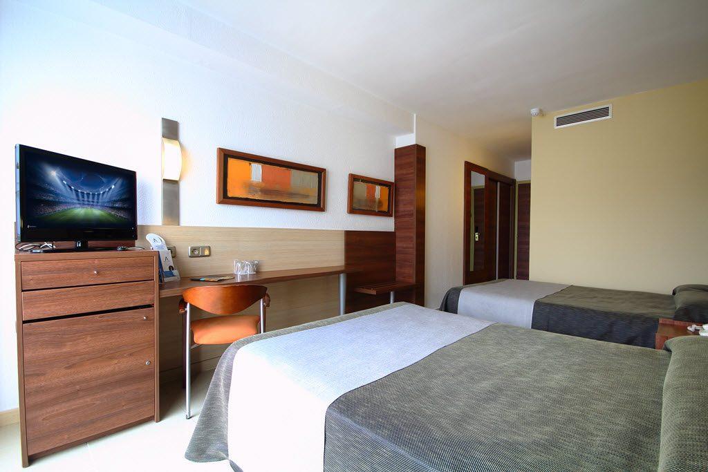 номер отеля Aqua Hotel Aquamarina