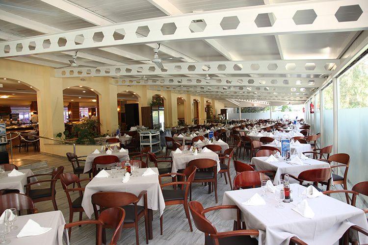 ресторан отеля Belvedere