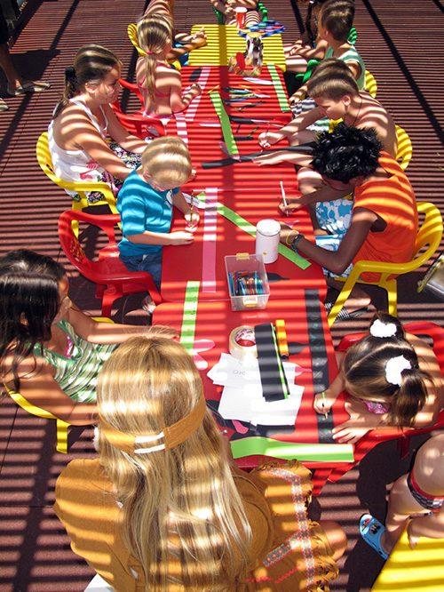 детский клуб отеля Belvedere