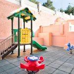детская площадка отеля Best Cap Salou