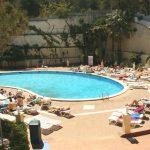бассейн отеля Best Cap Salou