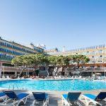 территория отеля Best Cap Salou
