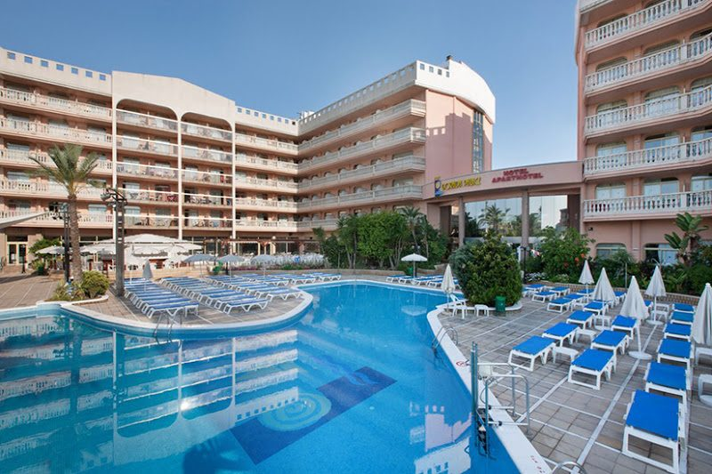 корпус отеля Dorada Palace