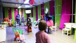 детский клуб отеля Four Elements Suites