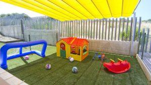 детская площадка отеля Four Elements Suites