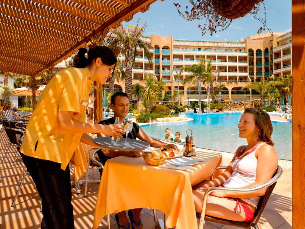 ресторан отеля Golden Bahia de Tossa