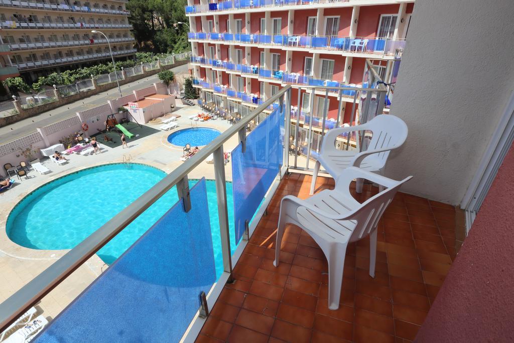 территория отеля Gran Hotel Don Juan