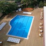 бассейн отеля Gran Hotel Don Juan