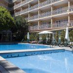бассейн отеля Grand Hotel Flamingo
