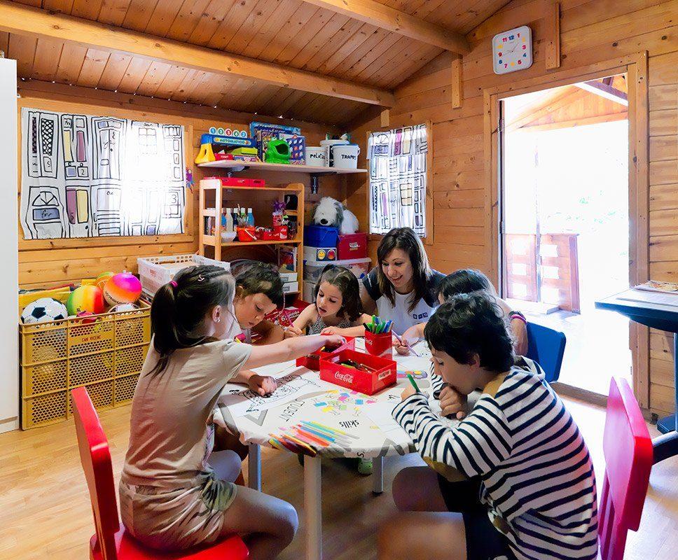 детский клуб отеля H10 Salou Princess