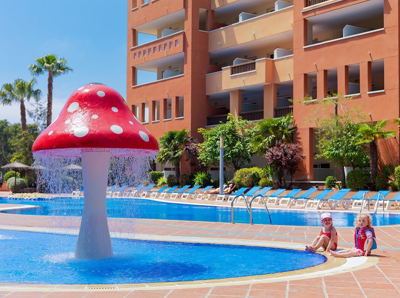 детский бассейн отеля H10 Mediterranen Village