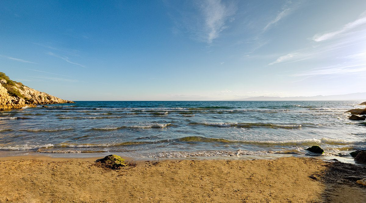 пляж отеля H10 Mediterranen Village