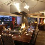 ресторан отеля Grand Resort Limassol
