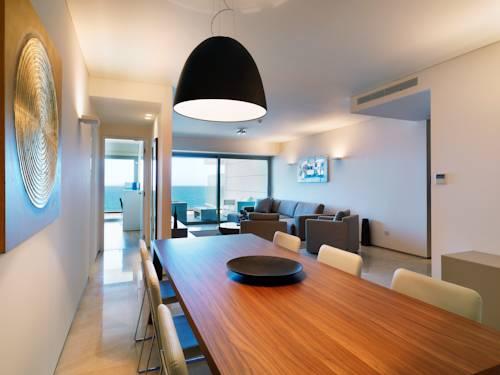 корпус отеля Olympic Residence Deluxe Appartaments