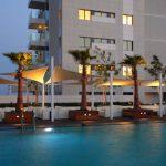 бассейн отеля Olympic Residence Deluxe Appartaments