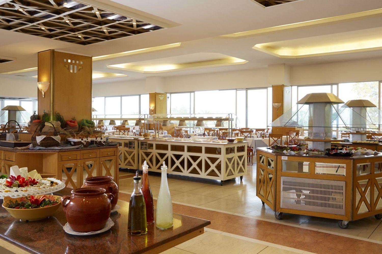 ресторан отеля Pallini Beach