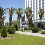 корпус отеля Pallini Beach