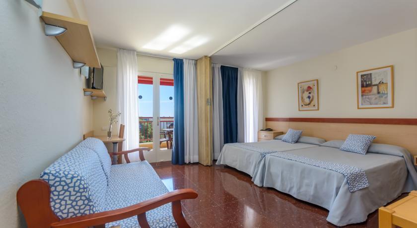 номер отеля Albatros Aparthotel