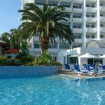 корпус отеля Atlantica Miramare Beach