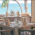 ресторан отеля Poseidonia Beach Limassol