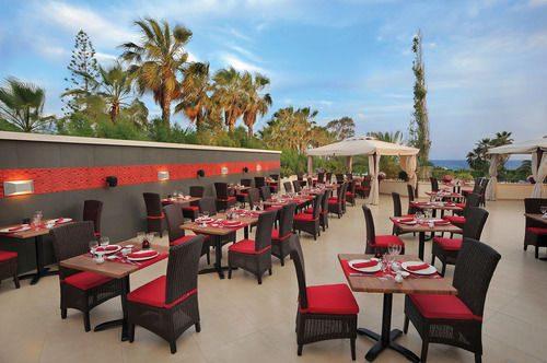 ресторан отеля Еlias Beach