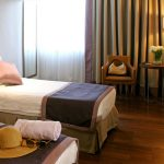 номер отеля Crowne Plaza Limassol