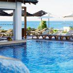 бассейн отеля Atlantica Miramare Beach