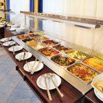 ресторан отеля Okeanos Beach