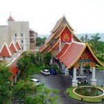 корпус отеля Dor-Shada Resort by The Sea
