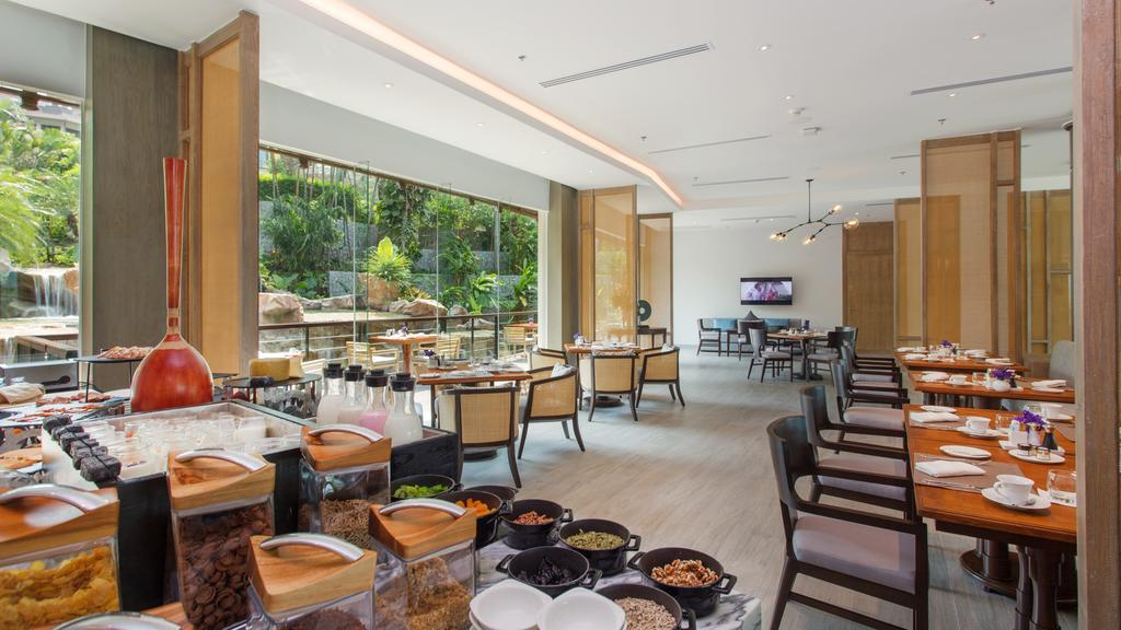 ресторан отеля Sheraton Pattaya Resort